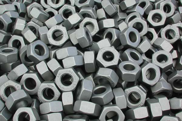 Spin galvanizing of small parts
