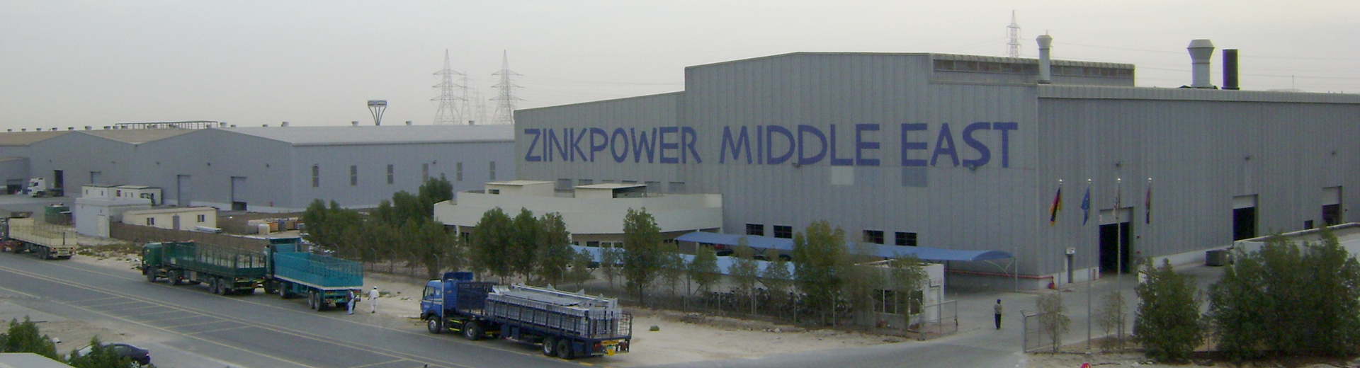 United Arab Emirates – ZINKPOWER Middle East FZE